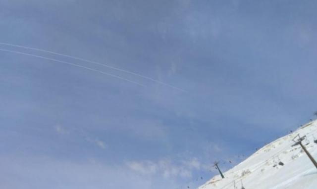 لأول مرة: جيش العدو الإسرائيلي يعلن اعتراض صاروخ موجّه من سورية