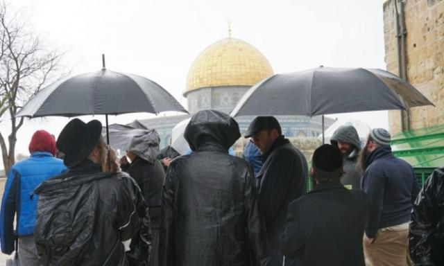 دعوات يهودية لاقتحام مصلى