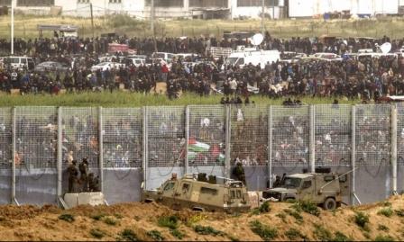 مسيرات العودة مستمرة؛ والسنوار: سنغير ردنا على الاحتلال