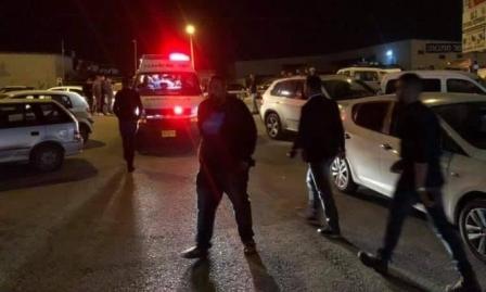 أعمال عنف في قلنسوة ومجد الكروم وطمرة واللد ويافة الناصرة