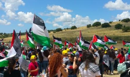 عشية النكبة: عدد الفلسطينيين حول العالم 13.1 مليون نسمة