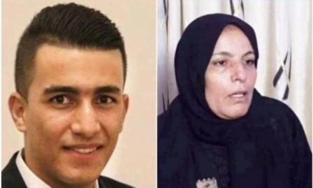 الاحتلال يدين والدة الشهيد نعالوة: