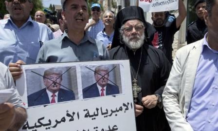 رفض فلسطيني لتصريحات فريدمان ودعوات للمقاومة بالضفة
