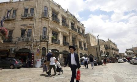 مخطط إسرائيلي: نهب أراضي القدس المحتلة تمهيدا لضم المنطقة C