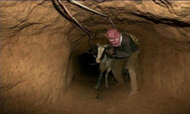 الاحتلال يدعي اكتشاف نفق جديد جنوب قطاع غزة