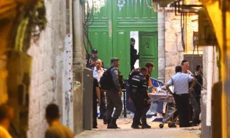 القدس: شهيد وإصابة حرجة برصاص الاحتلال
