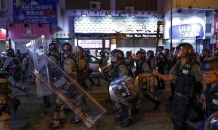 وسط مخاوف من ردود بكين.. تجدد المظاهرات في هونغ كونغ