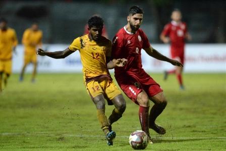تصفيات مونديال 2022: لبنان يعود من سريلانكا بفوز متوقّع