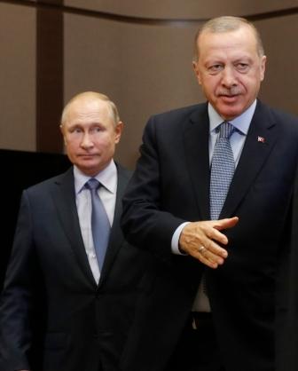 بوتين ــ إردوغان: اتفاقيّة «تاريخيّة» حول سوريا! موسم التضحية بالأكراد