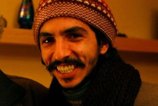 وردة وشمعة... إلى روح عماد حشيشو