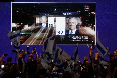 الانتخابات الاسرائيلية: اليمين يفوز على اليمين!