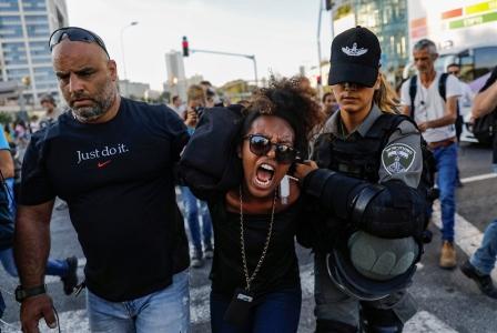 «فلاشا إسرائيل» يفجّرون غضبهم ضد العنصرية