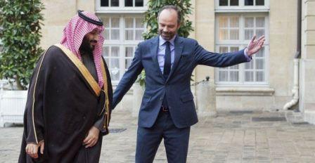 شكوى ضدّ وليّ العهد السعودي في فرنسا