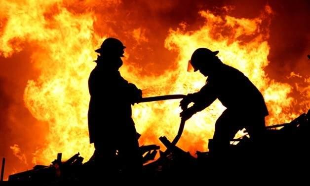 حريق فى ولاية تكساس الأميركية يدمر 11 صهريجا لتخزين البتروكيماويات