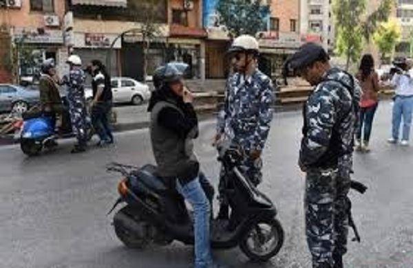 تمديد العمل بقرار منع سير الدراجات الآلية في بيروت