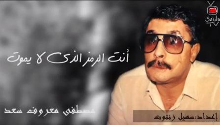 مصطفى سعد رمز المقاومة والوحدة الوطنية