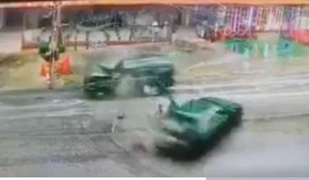 حادث سير مروّع في منطقة الشوف