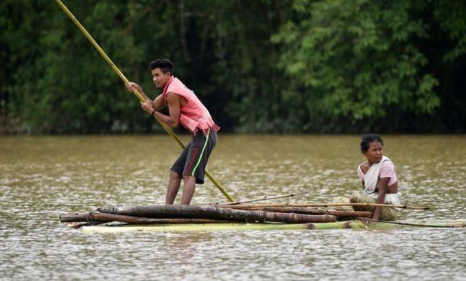 سيول في الهند وبنغلادش تقتل العشرات وتشرّد أكثر من مليون!