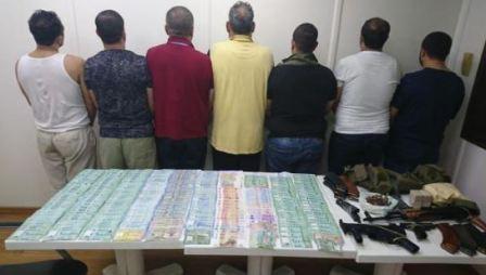 عصابة تهرّب الحشيشة وحبوب الكبتاغون داخل جلود المواشي من لبنان إلى مصر