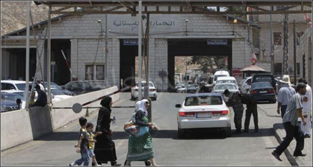 الأمن العام اللبناني يواكب عودة 377 لاجئا سوريا الى بلادهم