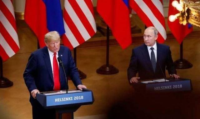 قمة تاريخية بين بوتين وترامب.. حوار مباشر وصريح حول سوريا