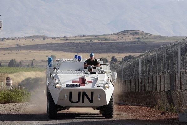 الأمم المتحدة: المواجهات بين العدو الإسرائيلي وسوريا خطيرة