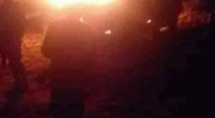 سانا:مقتل 28 مواطنا سوريا جراء استهداف حافلة على طريق دير الزور تدمر