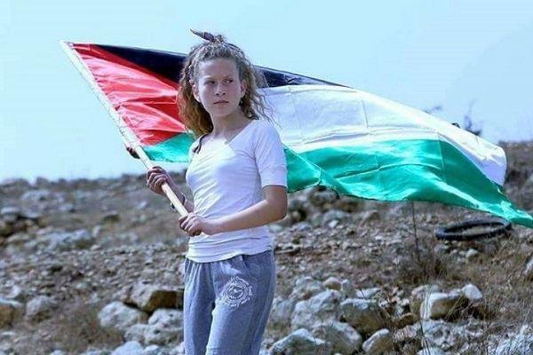 رمز المقاومة عهد التميمي تستعد للخروج من السجن..