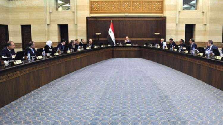 على أعتاب إعادة الإعمار... الحكومة السورية تجتمع وتتفق على مكافحة الفساد