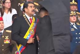 محاولة لإغتيال الرئيس الفنزويلي... طائرات مسيّرة تنفجر على مقربة من المنصة خلال كلمة له