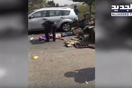 مقتل أحد المصابين في حادث بشامون المخيف... فيديو جديد يظهر الضحايا