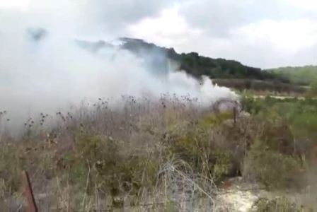 العدو الإسرائيلي يعتدي على دورية لمخابرات الجيش اللبناني في الجنوب وإصابة عنصرين