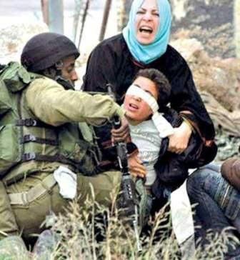 أطفال فلسطين .. أنتم الشرف العربي