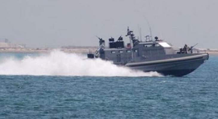 الجيش: زورق اسرائيلي خرق المياه اللبنانية مقابل رأس الناقورة