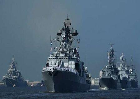 البحرية الروسية تغلق مناطق بحرية واسعة قرب لبنان وسوريا وقبرص..