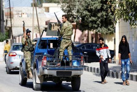 استنفار في ريف حلب بعد هروب سجناء بشكل جماعي !