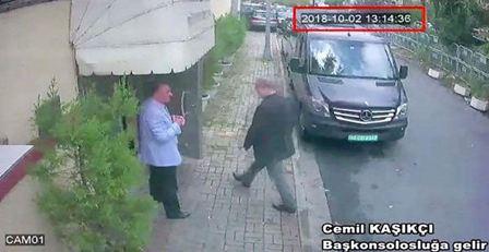 الأجهزة الأمنية التركية تحصل على فيديو لعملية قتل جمال خاشقجي؟!