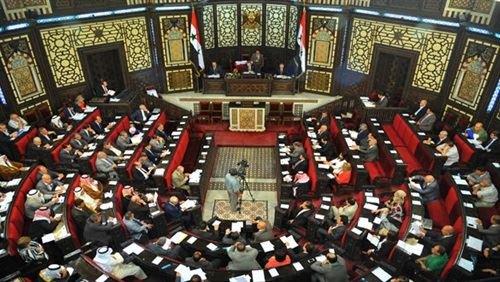 البرلمان السوري ينهي قضية مرسوم
