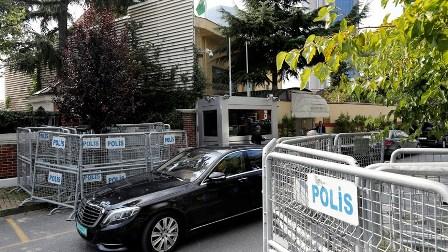 صحيفة تركية تنشر صوراً للمعدات التي استخدمها فريق اغتيال خاشقجي!