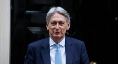 استقالة وزير المالية البريطاني قبل تسلم بوريس جونسون رئاسة الوزراء