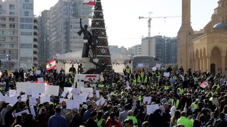 الجيش: لن نتهاون مع أي مخل بالأمن أو مندس بين متظاهرين لإثارة الفتنة والفوضى