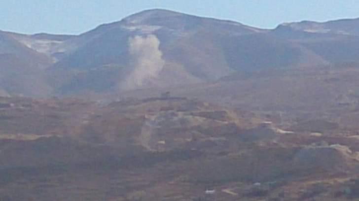 توقف القصف على مراكز الارهابيين بجرود عرسال بعد دخول وسيط