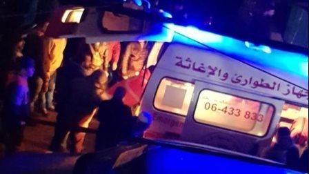 وفاة امرأة وإصابة شخصين بحالة اختناق نتيجة احتراق منزل في القبة
