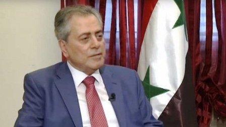 السفير السوري يعتذر عن حضور القمة الاقتصادية