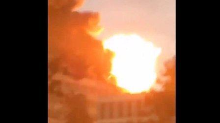 بالفيديو- انفجار يهز جامعة ليون في جنوب شرقي فرنسا