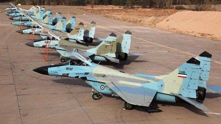 القوات الجوية الإيرانية
