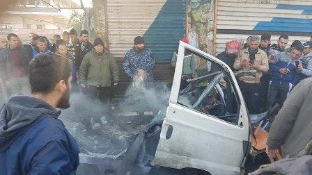 انفجار يهز مدينة اللاذقية وتضارب في المعلومات حول عدد الضحايا