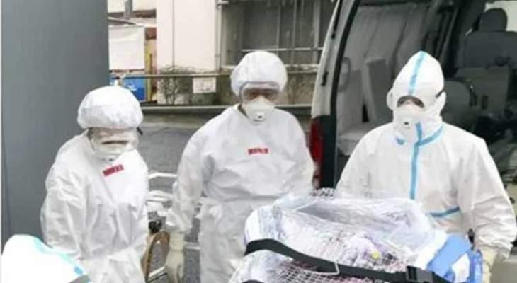 السلطات الفرنسية تسجل 319 حالة وفاة جديدة بفيروس كورونا المستجد