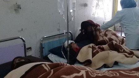 قتلى وجرحى معظمهم من النساء والأطفال جراء انفجار وسط سوريا