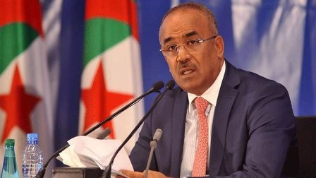 من هو رئيس الوزراء الجزائري الجديد؟